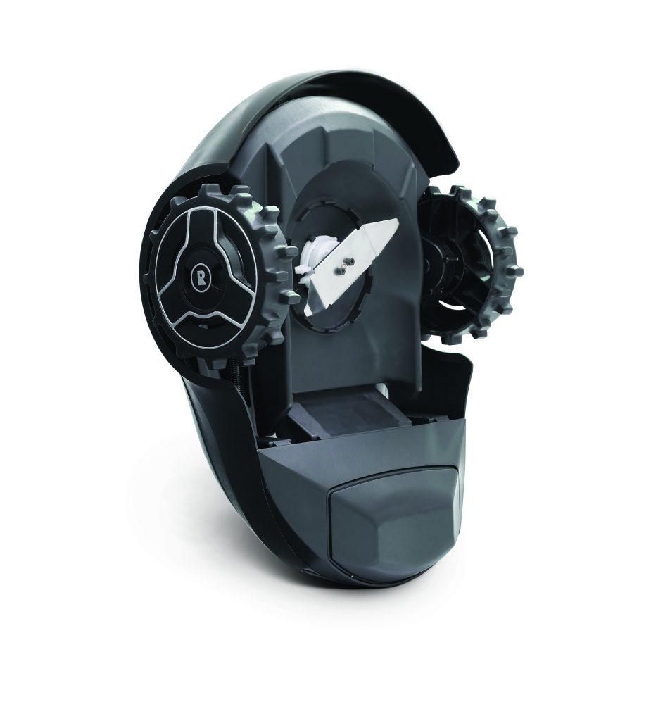 Robomow RX50: вид снизу