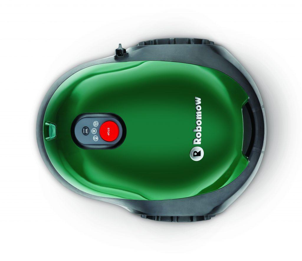 Robomow RX50: вид сверху