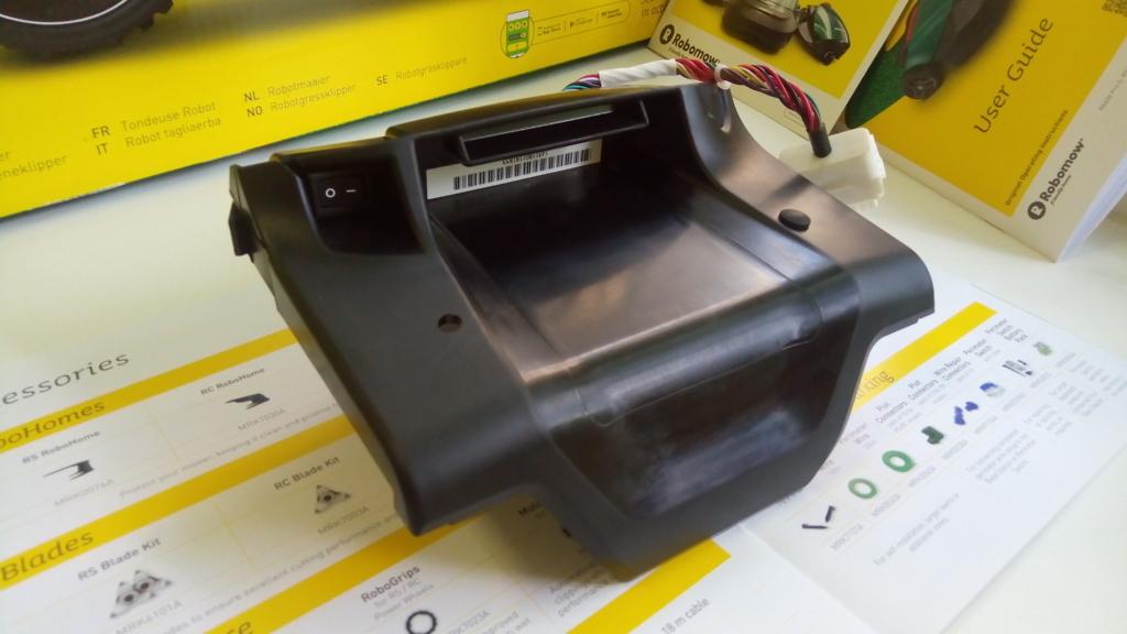 Аккумулятор для робота-газонокосилки Robomow RC
